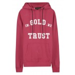 In Gold We Trust Hoodie Dames
