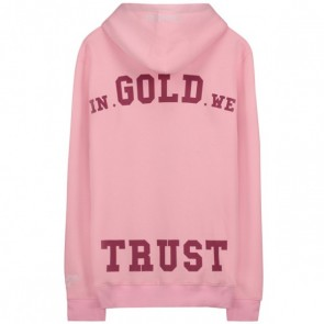 In Gold We Trust Hoodie Sale