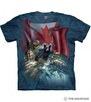 The Mountain T Shirts